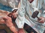 Adoptarea si adaptarea imaginii lui Iisus in arta