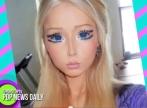 Cum traieste o papusa Barbie umana- Urmarile dietei cu aer si lumina