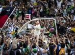 De la Roma la Rio: Papa Francisc in prima sa vizita externa