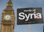 Neasteptat: Parlamentul britanic se opune interventiei militare britanice in Siria