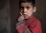 Tipete de copii din iadul lui Assad